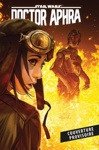 Star Wars : Docteur Aphra T.4, Kev Walker