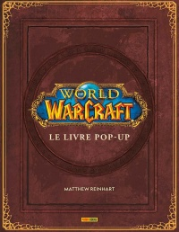 Vignette du livre World of Warcraft : le livre pop-up