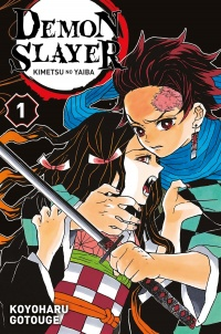 Vignette du livre Demon Slayer : Kimetsu no Yaiba T.1