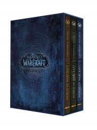 Vignette du livre World of Warcraft : Chroniques T.1 à 3 - Chris Metzen, Matt Burns, Robert Brooks, Peter Lee, Joseph Lacroix