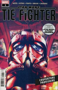 Vignette du livre Star Wars : Tie Fighter