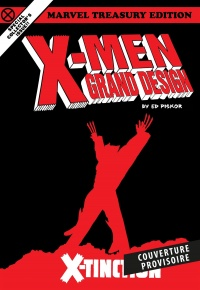 Vignette du livre X-Men Grand Design T.3 : X-tinction