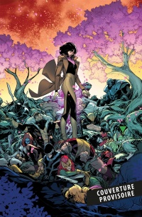 Vignette du livre House of X, Powers of X, No 4 - Jonathan Hickman, Pepe Larraz, R.B. Silva