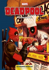 Vignette du livre Marvel, les grandes batailles T.3 : Deadpool vs Deadpool