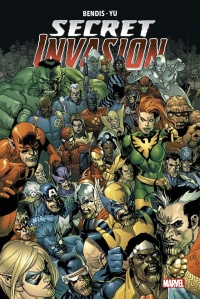Vignette du livre Secret invasion: Marvel Deluxe