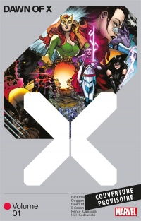 Vignette du livre Dawn of X, No 1