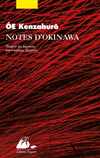 Vignette du livre Notes d'Okinawa