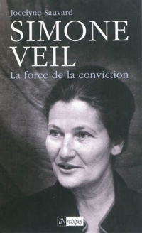 Vignette du livre Simone Veil : la force de la conviction
