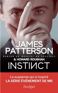 Vignette du livre Instinct - James Patterson, Howard Roughan