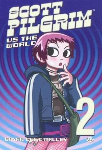 Vignette du livre Scott Pilgrim T.2 : Scott Pilgrim vs The World