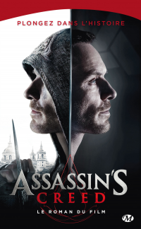 Vignette du livre Assassin's creed : Le roman du film