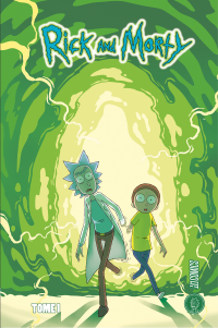 Vignette du livre Rick and Morty T.1