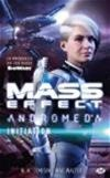 Vignette du livre Mass Effect Andromeda : initiation