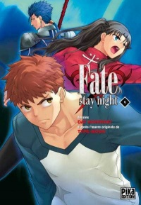 Vignette du livre Fate Stay Night T.9