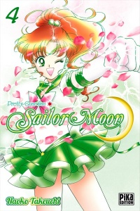 Vignette du livre Sailor Moon. Pretty Guardian T.4