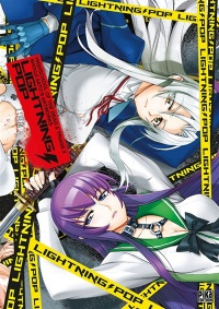 Vignette du livre Highschool of the Dead.Lightning pop: art book
