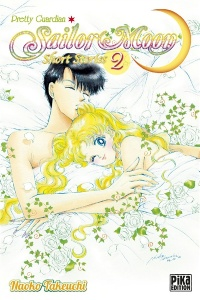 Vignette du livre Sailor Moon : Short Stories T.2 - Naoko Takeuchi