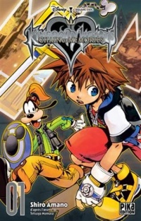 Vignette du livre Kingdom Hearts : Chain of Memories T.1