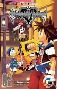 Vignette du livre Kingdom Hearts : Chain of Memories T.2