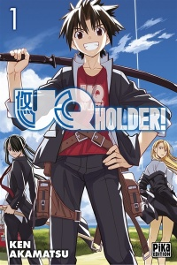 Vignette du livre UQ Holder ! T.1