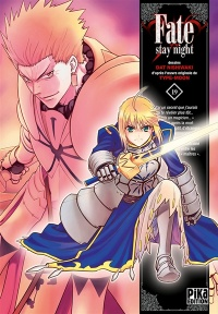 Vignette du livre Fate Stay Night T.19