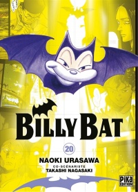 Vignette du livre Billy Bat T.20