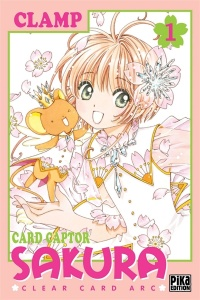 Vignette du livre Card Captor Sakura : Clear Card Arc T.1