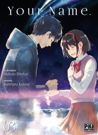 Vignette du livre Your Name T.3