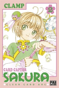 Vignette du livre Card Captor Sakura : Clear Card Arc T.2