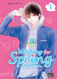 Vignette du livre Waiting For Spring T.1 -  Anashin
