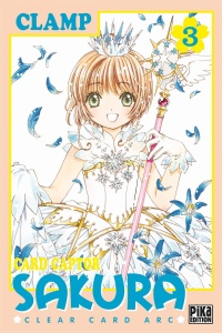 Vignette du livre Card Captor Sakura : Clear Card Arc T.3