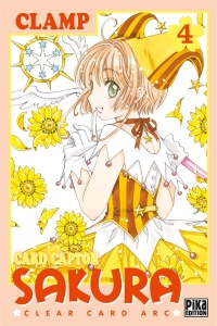 Vignette du livre Card Captor Sakura : Clear Card Arc T.4