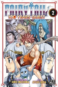 Vignette du livre Fairy Tail : 100 Years Quest T.2