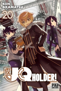 Vignette du livre UQ Holder ! T.20
