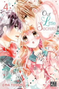 Vignette du livre Our Little Secrets T.4