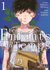 Vignette du livre Les enfants du temps : Weathering With You T.1 - Makoto Shinkai, Wataru Kubota