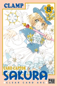 Vignette du livre Card Captor Sakura : Clear Card Arc T.8