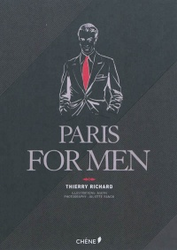 Vignette du livre Paris for men