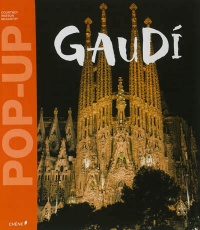 Vignette du livre Gaudi en pop-up