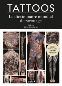 Vignette du livre Tattoos : la bible du tatouage contemporain