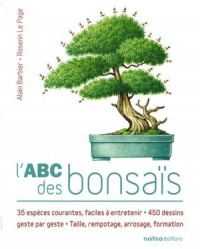 ABC des bonsaïs (L') - Alain Barbier