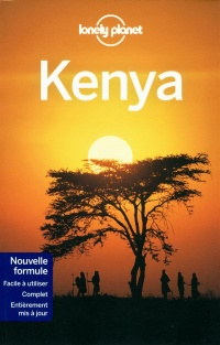 Vignette du livre Kenya - Tom Parkinson, Matt Phillips, Will Gourlay
