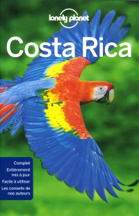 Vignette du livre Costa Rica - Mara Vorhees, Ashley Harrell, Anna Kaminski