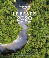 Vignette du livre Le best of 2020 de Lonely Planet