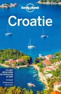 Vignette du livre Croatie - Peter Dragicevich, Anthony Ham, JESSICA LEE