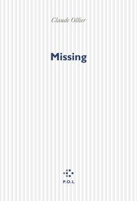 Missing - Claude Ollier