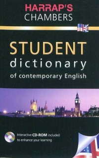 Vignette du livre Harrap's Chambers Student Dictionary of Contemporary English