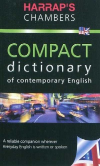 Vignette du livre Harrap' Chambers Compact Dictionary of Contemporary English