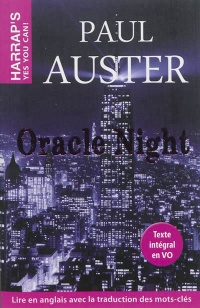 Vignette du livre Oracle night