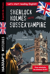 Vignette du livre Sherlock Holmes and the Sussex vampire